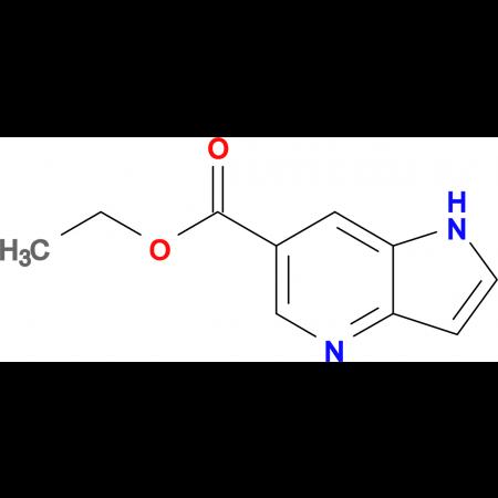 ETHYL 4-AZAINDOLE-6-CARBOXYLATE