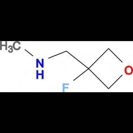 (3-FLUORO-OXETAN-3-YLMETHYL)METHYLAMINE