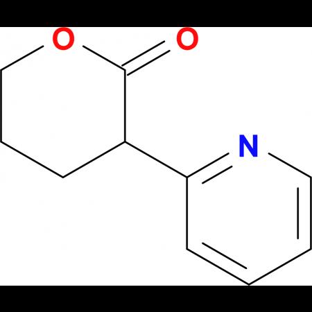 3-(PYRIDIN-2-YL)TETRAHYDRO-2H-PYRAN-2-ONE
