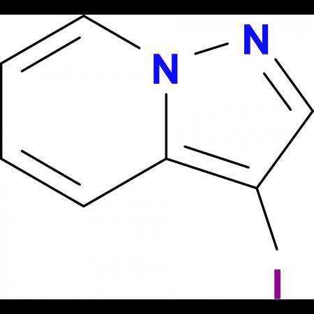 3-IODOPYRAZOLO[1,5-A]PYRIDINE