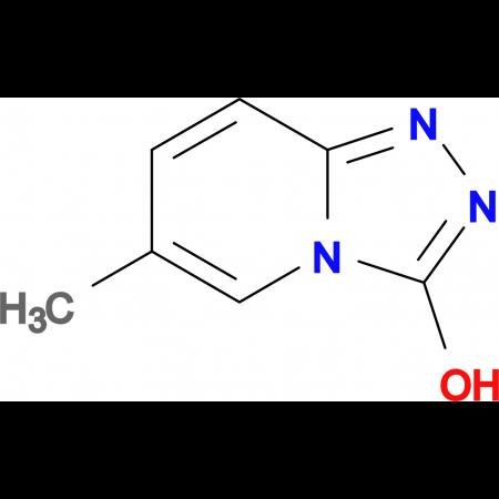 6-METHYL-[1,2,4]TRIAZOLO[4,3-A]PYRIDIN-3-OL