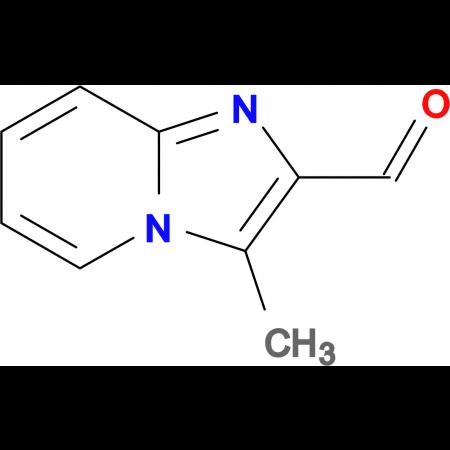 3-METHYL-IMIDAZO[1,2-A]PYRIDINE-2-CARBALDEHYDE