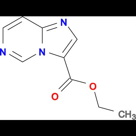 IMIDAZO[1,2-C]PYRIMIDINE-3-CARBOXYLIC ACID ETHYL ESTER