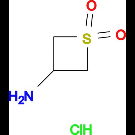 3-AMINOTHIETANE 1,1-DIOXIDE HCL