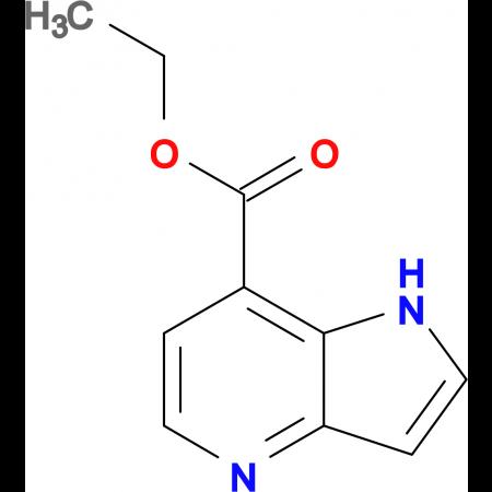 ETHYL 1H-PYRROLO[3,2-B]PYRIDINE-7-CARBOXYLATE