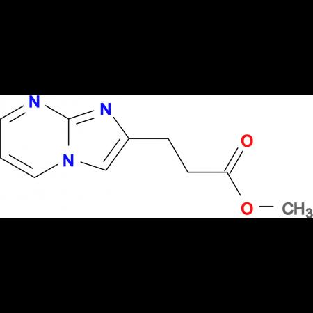 METHYL 3-(IMIDAZO[1,2-A]PYRIMIDIN-2-YL)PROPANOATE