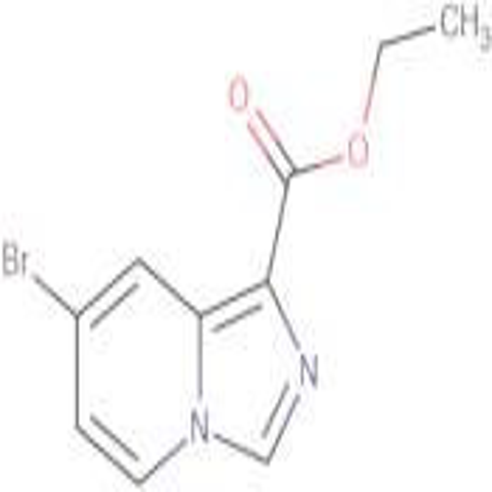 ETHYL 7-BROMOIMIDAZO[1,5-A]PYRIDINE-1-CARBOXYLATE