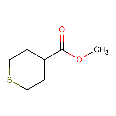 METHYL TETRAHYDROTHIOPYRAN-4-CARBOXYLATE