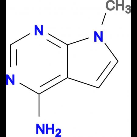 7-METHYL-7H-PYRROLO[2,3-D]PYRIMIDIN-4-AMINE