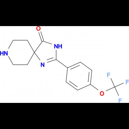 2-[4-(TRIFLUOROMETHOXY)PHENYL]-1,3,8-TRIAZASPIRO[4.5]DEC-1-EN-4-ONE/PD-6