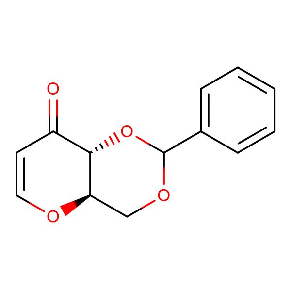 4,6-O-BENZYLIDENE-1,5-ANHYDRO-2-DEOXY-D-ERYTHRO-HEX-1-EN-3-ULOSE
