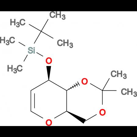 3-O-TERT-BUTYLDIMETHYLSILYL-4,6-O-ISOPROPYLIDENE-D-GLUCAL