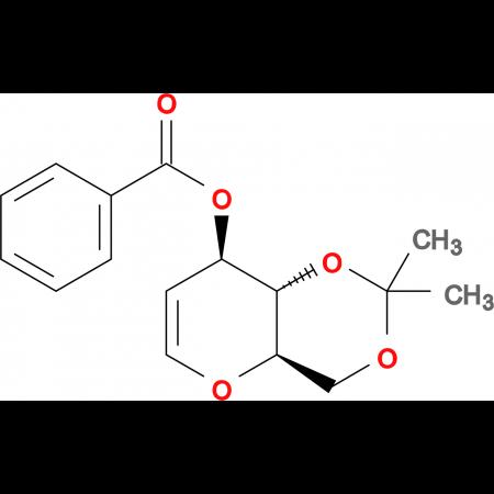 3-O-BENZOYL-4,6-O-ISOPROPYLIDENE-D-GLUCAL
