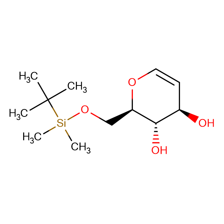 6-O-TERT-BUTYLDIMETHYLSILYL-D-GLUCAL