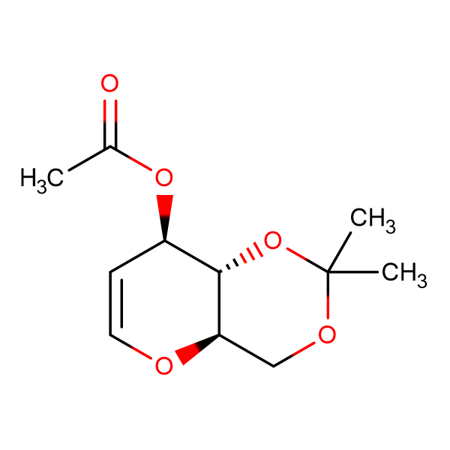 3-O-ACETYL-4,6-O-ISOPROPYLIDENE-D-GLUCAL