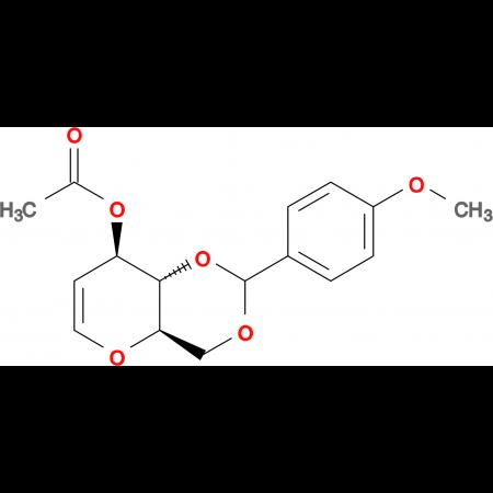 3-O-ACETYL-4,6-O-(4-METHOXYBENZYLIDENE)-D-GLUCAL