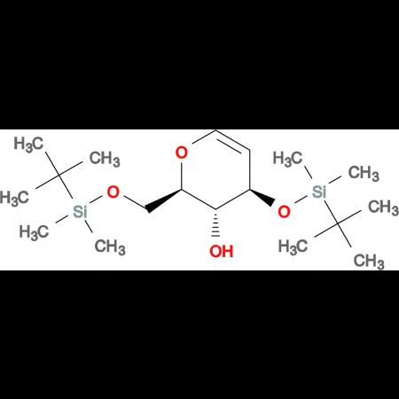 3,6-DI-O-TERT-BUTYLDIMETHYLSILYL-D-GLUCAL