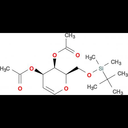 3,4-DI-O-ACETYL-6-O-TERT-BUTYLDIMETHYLSILYL-D-GALACTAL