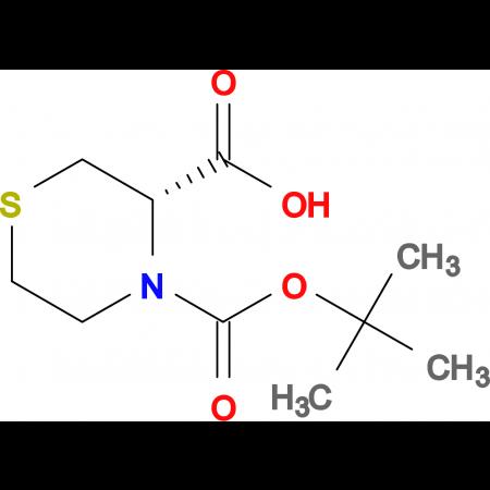 (S)-4-BOC-THIOMORPHOLINE-3-CARBOXYLIC ACID