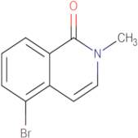 5-BROMO-2-METHYLISOQUINOLIN-1(2H)-ONE