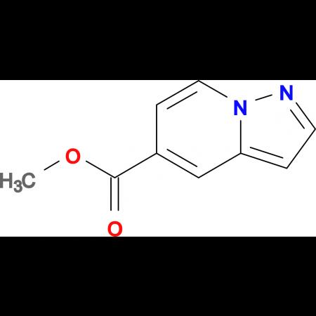 METHYL PYRAZOLO[1,5-A]PYRIDINE-5-CARBOXYLATE