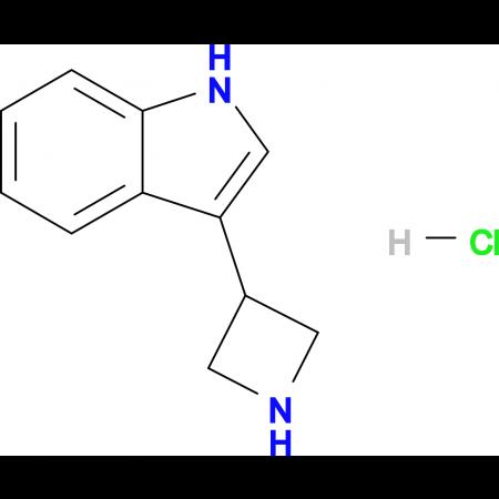 3-(AZETIDIN-3-YL)-1H-INDOLE HCL
