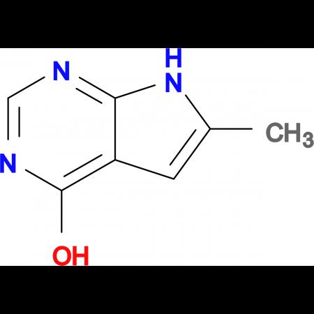 6-METHYL-7H-PYRROLO[2,3-D]PYRIMIDIN-4-OL