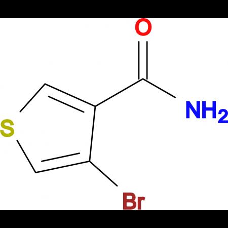 4-BROMOTHIOPHENE-3-CARBOXAMIDE