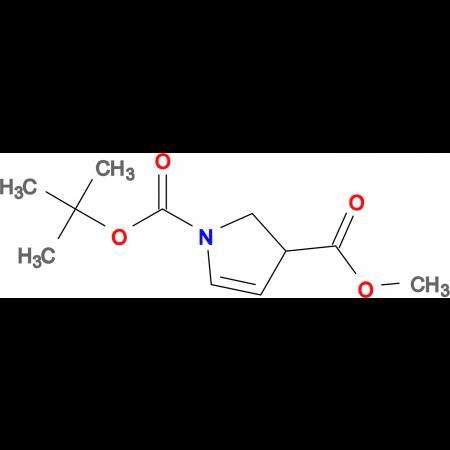 1-TERT-BUTYL 3-METHYL 2,3-DIHYDRO-1H-PYRROLE-1,3-DICARBOXYLATE