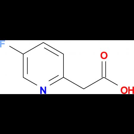 2-(5-FLUOROPYRIDIN-2-YL)ACETIC ACID