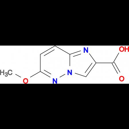 6-METHOXYIMIDAZO[1,2-B]PYRIDAZINE-2-CARBOXYLIC ACID