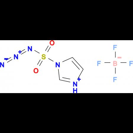 1-(AZIDOSULFONYL)-1H-IMIDAZOL-3-IUM TETRAFLUOROBORATE