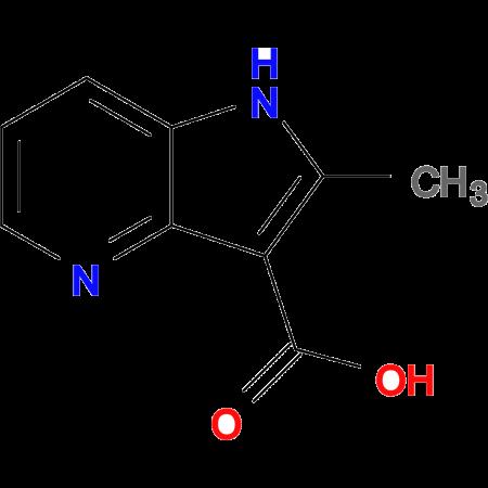 2-METHYL-1H-PYRROLO[3,2-B]PYRIDINE-3-CARBOXYLIC ACID