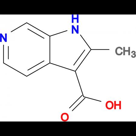 2-METHYL-1H-PYRROLO[2,3-C]PYRIDINE-3-CARBOXYLIC ACID