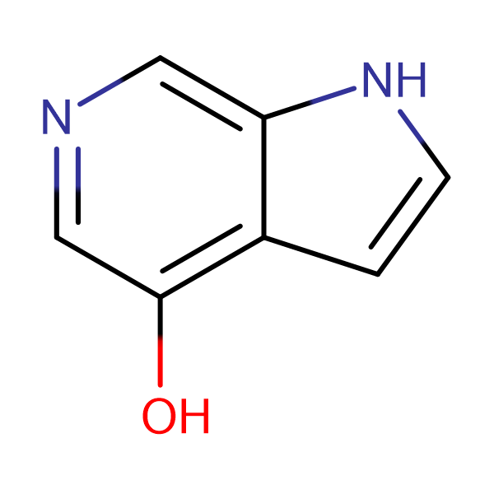 1H-PYRROLO[2,3-C]PYRIDIN-4-OL