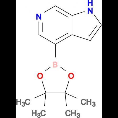 (1H-PYRROLO[2,3-C]PYRIDIN-4-YL)BORONIC ACID PINACOL ESTER