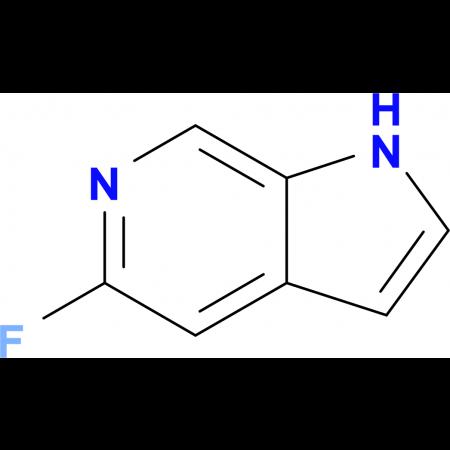 5-FLUORO-1H-PYRROLO[2,3-C]PYRIDINE