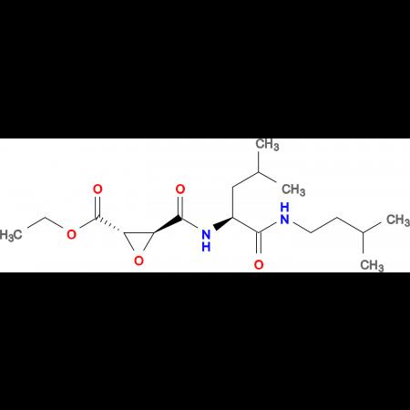 L-TRANS-EPOXYSUCCINYL-LEU-3-METHYLBUTYLAMIDE-ETHYL ESTER