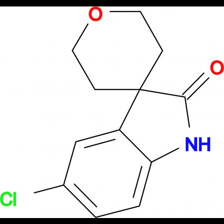5-Chloro-1H-spiro[indole-3,4'-oxane]-2-one