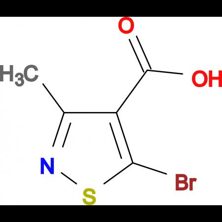 5-Bromo-3-methyl-isothiazole-4-carboxylic acid