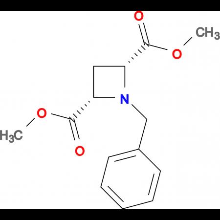 CIS-1-Benzyl-azetidine-2,4-dicarboxylic acid dimethyl ester
