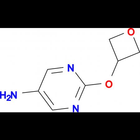 2-(Oxetan-3-yloxy)pyrimidin-5-amine