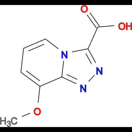 8-Methoxy-[1,2,4]triazolo[4,3-a]pyridine-3-carboxylic acid