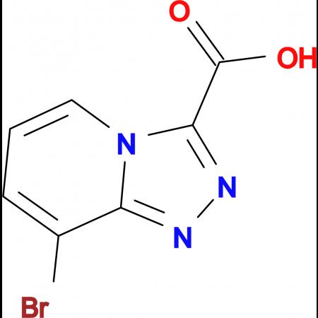 8-Bromo-[1,2,4]triazolo[4,3-a]pyridine-3-carboxylic acid