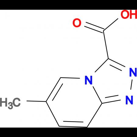 6-Methyl-[1,2,4]triazolo[4,3-a]pyridine-3-carboxylic acid
