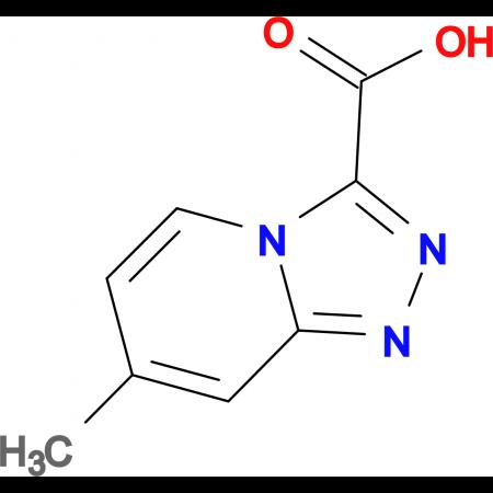 7-Methyl-[1,2,4]triazolo[4,3-a]pyridine-3-carboxylic acid