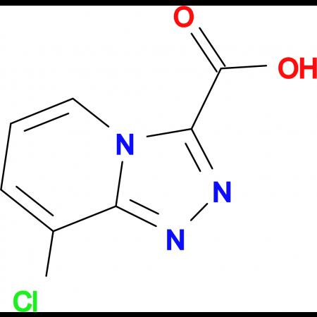 8-Chloro-[1,2,4]triazolo[4,3-a]pyridine-3-carboxylic acid