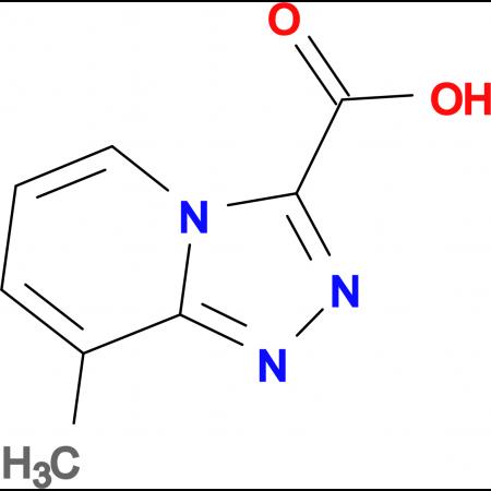 8-Methyl-[1,2,4]triazolo[4,3-a]pyridine-3-carboxylic acid