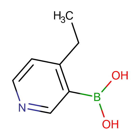 4-Ethylpyridin-3-ylboronic acid