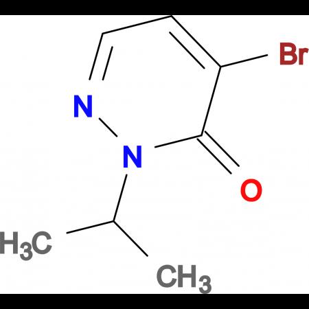 4-Bromo-2-isopropylpyridazin-3(2H)-one